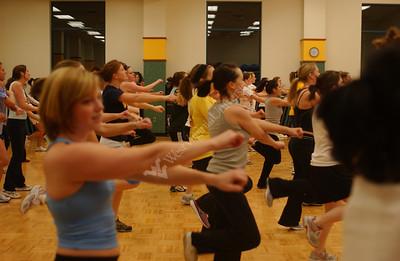 24481 Dance Aerobics