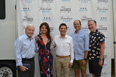 Pasadena Pops: Frank Sinatra Concert Aug. 14, 2021