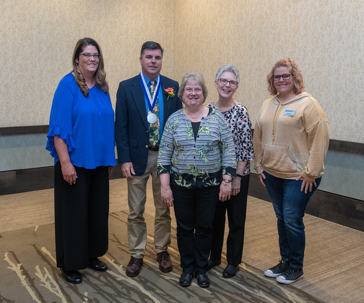 2019 Recognition ceremony