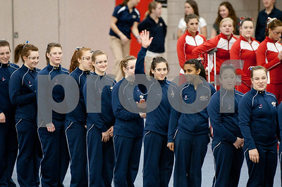 IC Gymnastics v. Cortland 2 23 11