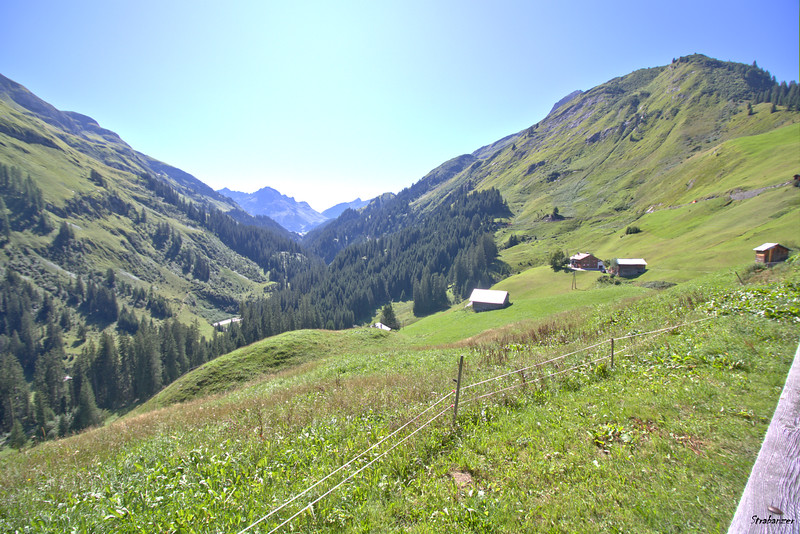 Warth-Lech Region, Vorarlberg, Austria 09/04/2019 This work is licensed under a Creative Commons Attribution- NonCommercial 4.0 International License