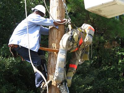 2009 Pole Top Rescue