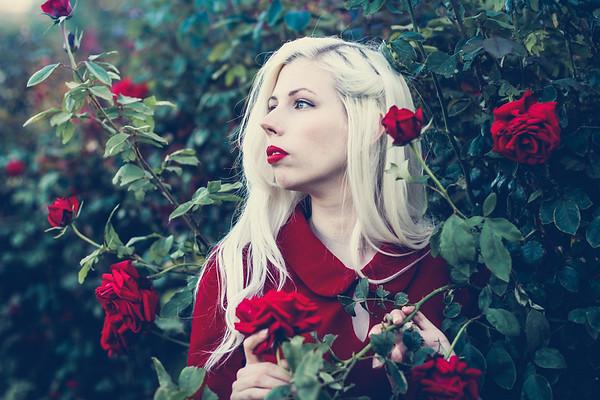 Emma Weston - Rose Garden