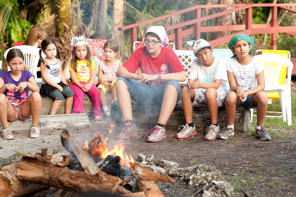 2012-07 Camp Little House - Camp United