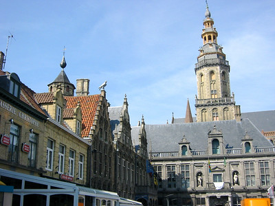 Chocolate Run to Bruges, 24-27 Apr