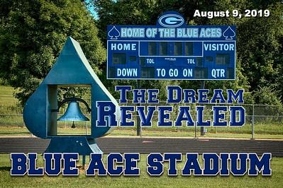 2019 The Dream Revealed - Blue Ace Stadium (08-09-19)
