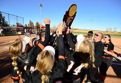 Photos: Erie Defeats Golden for 4A State Softball Title