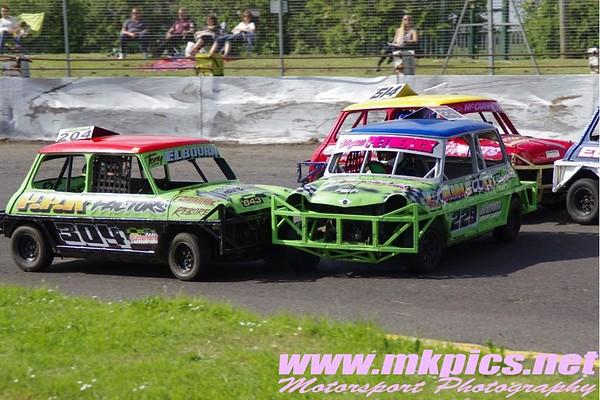 ORCi Ministox, Northampton, 29 May 2016