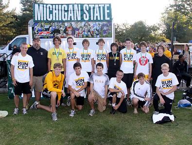 2009-09-18 Michigan State Spartan Cross Country Invitational