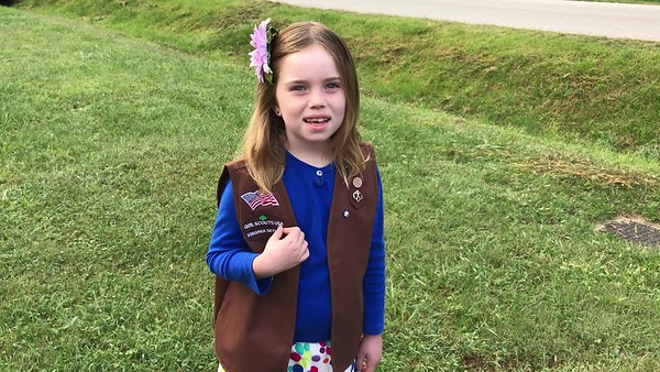 Girl Scout videos