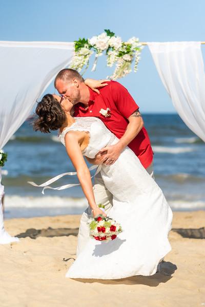 Devin's Oceanfront Wedding