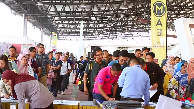 Video Highlight MERCU @ RTC Gopeng, Perak