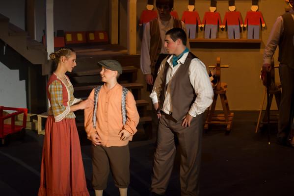 My Son Pinocchio 3/24 Show