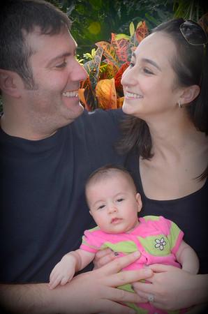 FAMILY PORTRAITS : THE BERGMANS