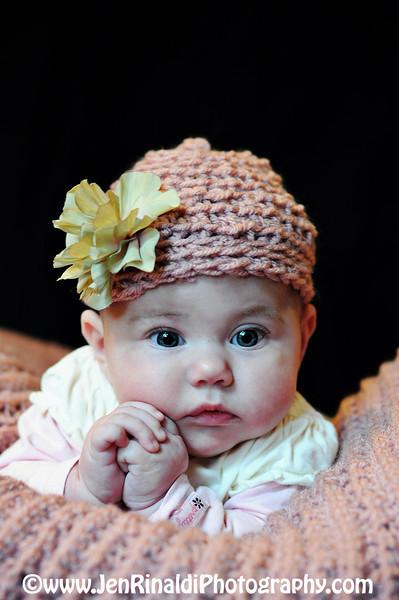 Toni M 3 Month Baby 9/29/09