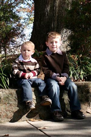 Hunt Family Fall Portraits