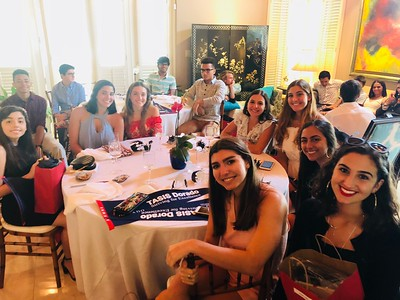 2018 Senior Luncheon