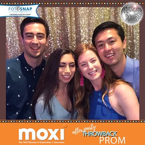 Moxi: After Party 'Throwback Prom'