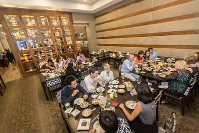 2016-09-16 DC - Alumni Dinner @ Lebanese Taverna
