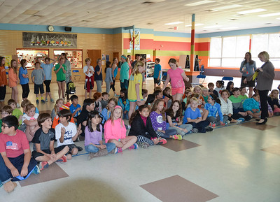 2015 Author Visit AKR 4th 5th Grade