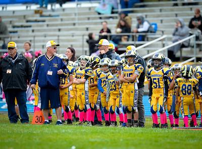 Six Rivers Youth Football & Cheer 2019 Season