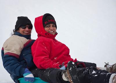 Lake Tahoe Ski Trip 2009