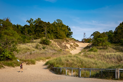 Beach Trail on the Devil's Slide