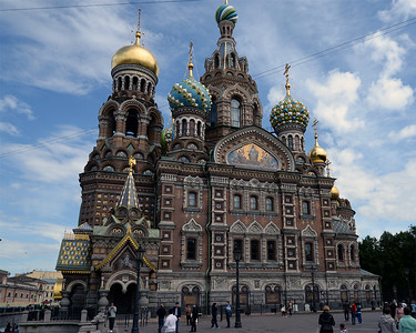 St. Petersburg Russia 2014