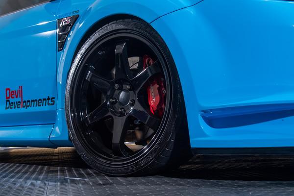Darren Focus RS