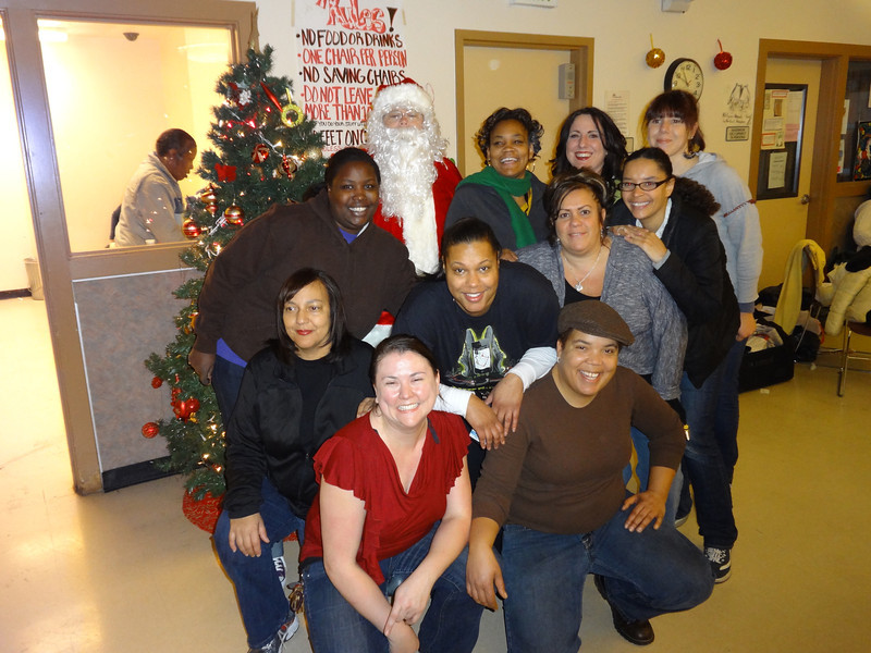 Angeline's Staff, Christmas 2011