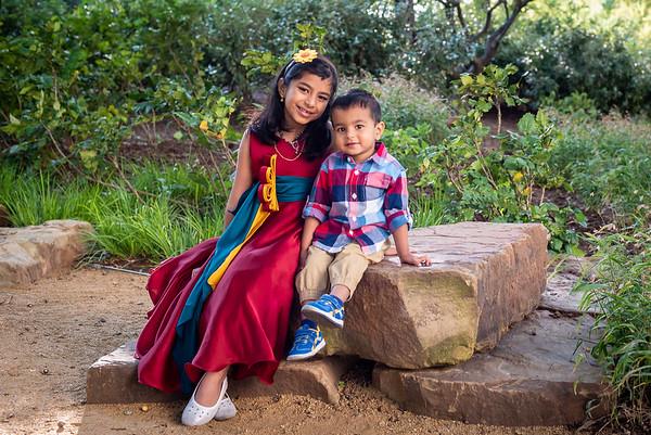 Thulaseedharan Family