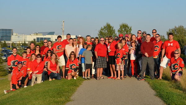 Sept. 14, 2013 Airdrie Tailgate
