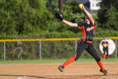 Varsity Softball vs Osborne Park 5/24/16