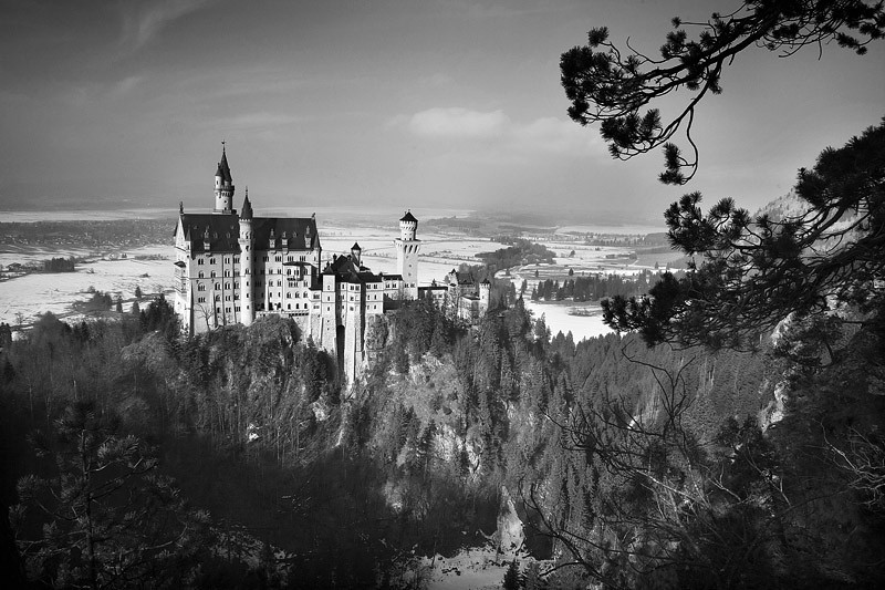 Neuschwanstein, Germany