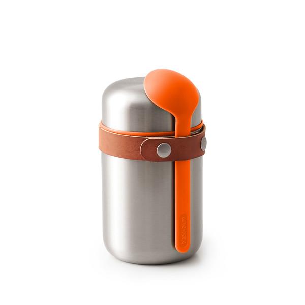 Food Flask orange Black Blum