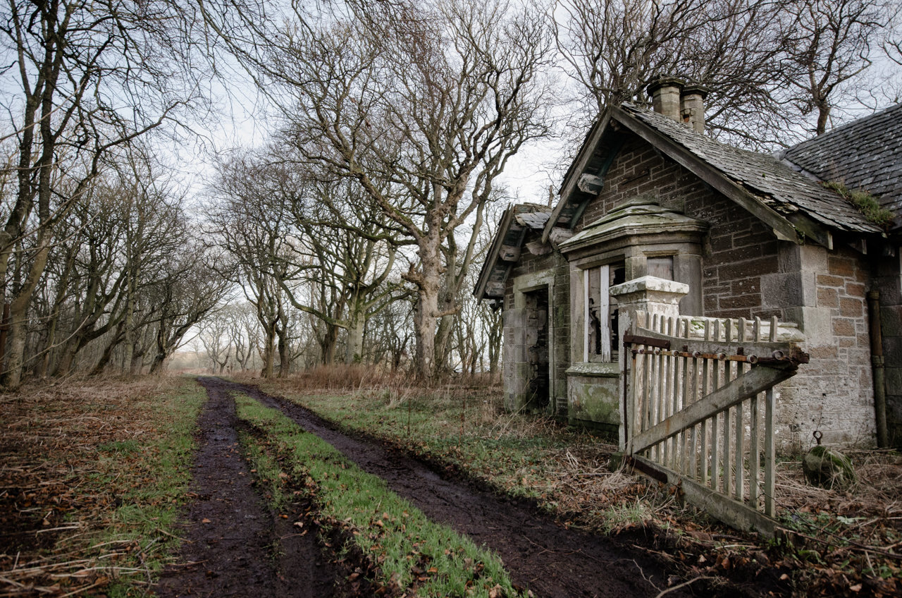 NC500 - Caithness - Castletown Ruin