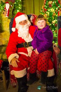 Christmas at the Falls 2014