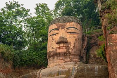 Leshan Stone Buddha
