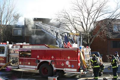 Beverly, MA - 5th Alarm, 30 Folly Pond Road. 1-21-06