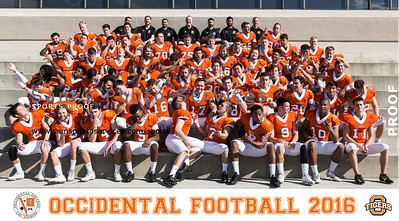 2016 Football Team Pictures
