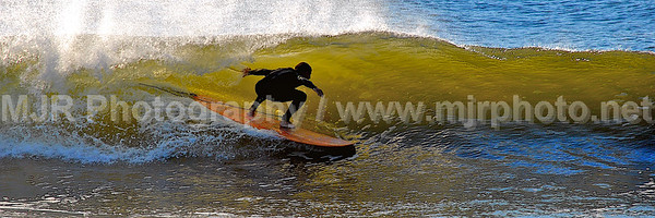 Random Surf Shots 12x36 Prints