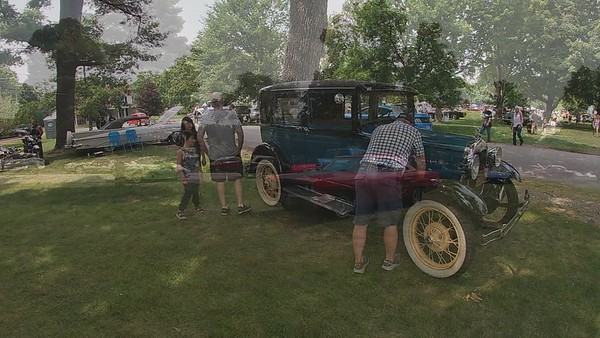 Kingston Days Car Show 8-8-21