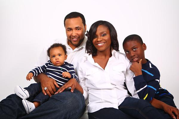 Roshica's Family Photo shoot