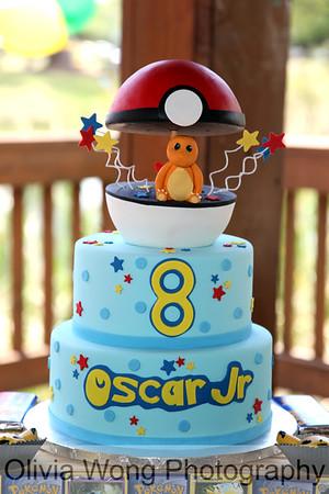 Oscar Jr's 8th Birthday Party