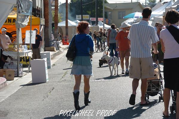 Abott Kinney Street Fair - September 24, 2006