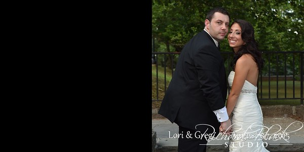 Lorri & Greg's Wedding Album