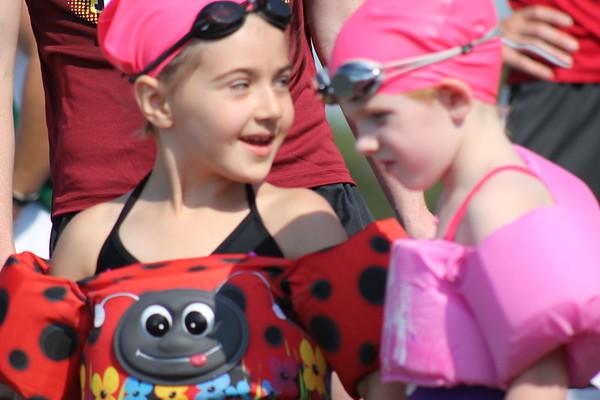 TriTulsa Kids 2013 Swim
