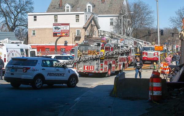 Providence- 2nd Alarm- 111 Plainfield Street-03/15/2020