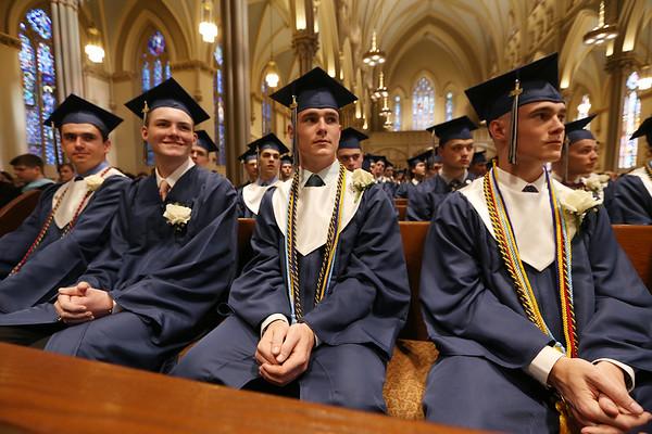 Lowell Catholic graduation 052418