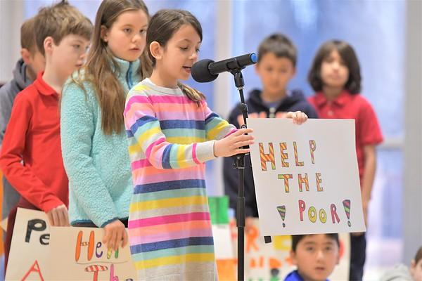Fourth Grade Presentation on Social Activists